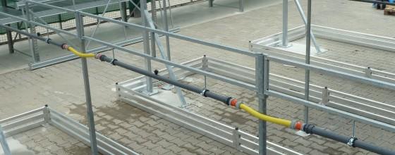 Bewässerungsanlagen